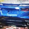 遂にシボレーの新型「コルベット(Corvette)C8」のリヤデザインがリーク!立体的なリヤ