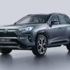 トヨタ新型「RAV4」のプラグインハイブリッド版「RAV4 PHV」の欧州仕様も発表!バッテ
