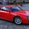 ライバルはホンダ「NSX」か?リヤミドシップ化されたトヨタ「80スープラ」が公開に