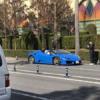 何と…千葉県イクスピアリ前にて、スーパーカー王子のランボルギーニ「ウラカン・スパ