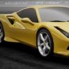 フェラーリ・新型「F8 Tributo(トリブート)」のオンライン・カーコンフィギュレータサ
