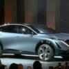 【速報】日産の新型EVモデル「アリヤ・コンセプト(ARIYA Concept)」が世界初公開!時