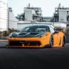 リバティーウォークがフェラーリ「458イタリア」ベースの過激ワイドボディキットを公