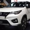 2019年モデル・トヨタ新型SUV「フォーチュナーTRDスポルティーボ」が9月発売へ!三菱