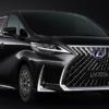 トヨタ新型「アルファード」ベースのレクサス新型フラッグシップミニバン「LM300h」が