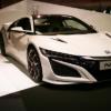ホンダ「NSX」のアップデートモデルがパリデビュー。安定性と応答性の向上に加え、乗
