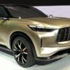 フルモデルチェンジ版・インフィニティ(日産)新型QX60モノグラフの実車を最速インプレ