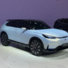 ホンダ新型Honda SUV e:Prototypeの量産仕様が2021年10月21日にデビュー予定!新型ヴ