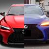 ビッグマイナーチェンジ版・レクサス新型IS500 F SPORT PerformanceとIS Fは何が違う