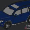 フルモデルチェンジ版・トヨタ新型ランドクルーザー300はこうなる?完全リークされた