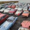 イギリスにて押収後に納屋に保管されていた135台の珍車がオークションにて出品へ。何