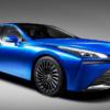2021年モデル・フルモデルチェンジ版・トヨタ新型「ミライ(MIRAI)」が突如として登場