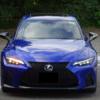 【価格は480万円から】(2022年モデル)一部改良版・レクサス新型ISが2021年9月9日に発