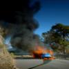 トップギヤでの撮影中にアルピーヌ「A110」が炎上する瞬間が公開【動画有】