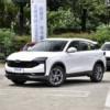 """これ大丈夫?中国Qoros(クオロス)がトヨタ新型ヤリスクロスにそっくりな新型車""""7(Seve"""