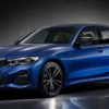 やっぱり中国はこれが好き。中国専売モデルのロングホイールベース版・BMW「3シリーズ
