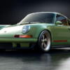 シンガー&ウィリアムズが空冷モデルのポルシェ「911」をチューン。最高出力500馬力、