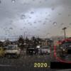 これは酷すぎる…日産ジュークを運転する高齢ドライバーがバック駐車で隣のプリウスに