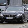 BMW「8シリーズ・グランクーペ」の開発車両をキャッチ。実用性を加味した4ドアクーペ