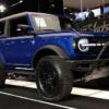 これマジかよ…生産第一号のフルモデルチェンジ版・フォード新型ブロンコがチャリティ