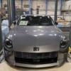 (価格は約383万円から)フルモデルチェンジ版・日産の新型フェアレディZ(400Z)のグレー