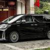 WALDがユニークなトヨタ・アルファードのカスタムモデルを世界初公開!センチュリーの