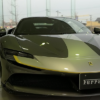 フェラーリ新型SF90ストラダーレ見てきた!全てにおいて近未来的で最新世代…総額8,000