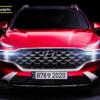 これ本当に韓国車?マイナーチェンジ版・現代自動車(ヒュンダイ)新型サンタフェの顔面