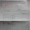 累積違反点数は76点。千葉県公安委員会から届いた免許取消し&欠格期間10年というとん