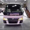 トヨタ新型「アルファード」顔を移植したマイクロバス「コースター」のウィンカーはこ