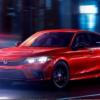 フルモデルチェンジ版・ホンダ新型シビック・セダンの量産仕様が発表直前に完全リーク