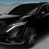 ボディカラーは全9色、日産の新型EVクロスオーバー・アリアの各カラーラインナップを