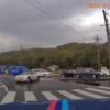 これは一体…前車をあおり続けたスズキ「カプチーノ」が左カーブでスピンで自爆→後続車
