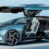 レクサスが全く新しいピュアEVモデル「RZ450e」を商標出願。UX300eに続く100%電気自