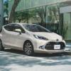 フルモデルチェンジ版・トヨタ新型アクアが「フォード・フィエスタに似ている」とSNS