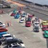 関東スーパーカーチーム「Aチーム(Anija)」が海ほたるPAに登場→誘導員による気遣い誘