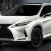 【価格は約574万円から】レクサス北米が(2022年モデル)RX Lの特別仕様車ブラックライ