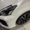 今日のプリウス…何と2017年に新車購入したトヨタ「プリウスα G's」がホワイトパ