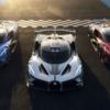 ワンオフのレーシングカーと言われたブガッティ新型ボリードが世界限定40台のみ発売へ