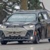 フルモデルチェンジ版・トヨタ新型「シエナ」の開発車両がまたまた登場。新型「アルフ