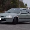 何コレ凄い!ホンダ「シビック・ハッチバック(EK型)」をトヨタ新型「RAV4」のアーバン
