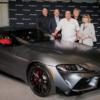 約2.3億円にて落札されたファーストロットのトヨタ・新型「GRスープラ」のワンオフモ