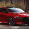 まさかMPSが登場する?マツダ・新型「アクセラ/マツダ3(Mazda3)」に待望のハイパフォ
