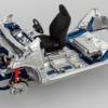 フルモデルチェンジ版・トヨタ新型「ヴィッツ/ヤリス」に採用の次世代TNGA(GA-B)コン