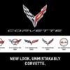 シボレー・新型「コルベットC8」の公式ロゴが遂にアンヴェール。現行に比べて幅狭のス
