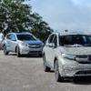 2020年モデル・(フェイスリフト版)ホンダ新型「CR-V」の開発車両が登場。フロントデザ