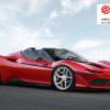日本限定モデル・フェラーリ「J50」が世界最高評価であるレッドドット・アワードを受