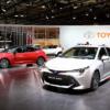 トヨタ「カローラ・ツーリング・スポーツ」がパリデビュー。新たなエンジン追加とクラ