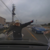 これは手に負えない…福井県に続き今度は愛知県にて自転車で執拗なあおり運転をする老