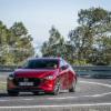 【一体なぜ?】マツダがイジワルなコメント「マツダ3(Mazda3)のホットハッチモデル(MP
